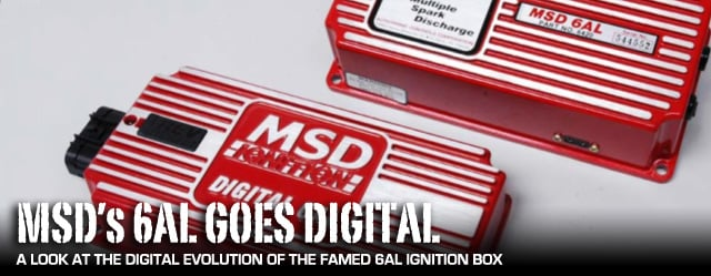 MSD's Newest 6AL Takes Conventional Ignitions into the ... on