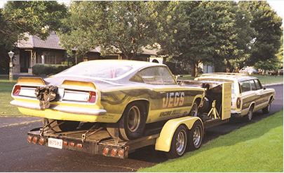 With a little ingenuity and a lot of hard work, Jeg soon became the guy everyone wanted to see for performance car parts.