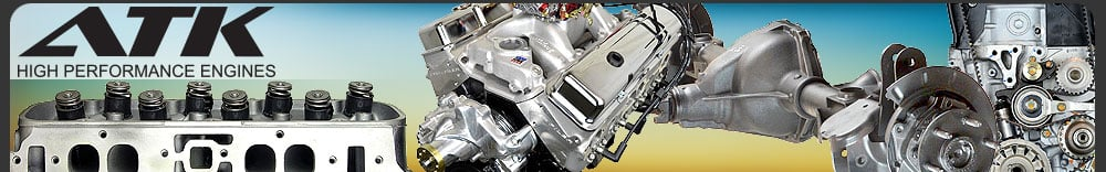 ATK High Performance Crate Engines & Accessories | JEGS