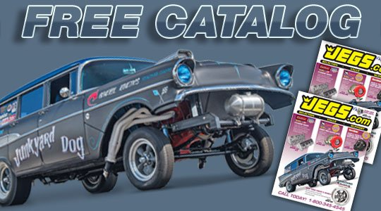 Catalog Request Jegs