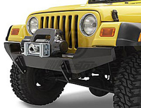 Jeep Bumpers & Bumper Accessories