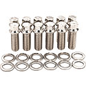 Chrome Bolts & Fasteners | Jegs.com
