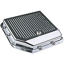 Transmission Pans & Components Chrome
