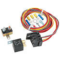 Electric Fan Wiring Kits & Senders