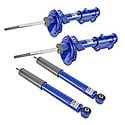 Shocks Struts Mounting Components: Chassis Steering Suspension Shocks