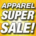 Save Big on Select Apparel