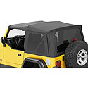 Jeep Soft Tops, Soft Top Hardware & Covers | Jegs.com