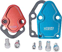 Engine Fuel Pump Block-Off Plates