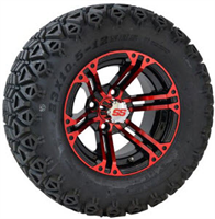 Golf Cart/ATV Wheels, Tires and Accessories