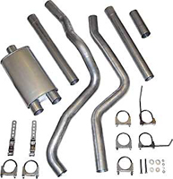 Exhaust Kits - Catalytic Converter/Axle Back