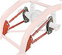 Rear 4-Link Bars & Components