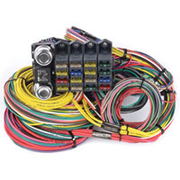 Wiring, Wiring Harnesses, Switches, Connectors, Breakers & Relays