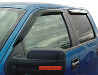 Bug Deflectors, Side Window Deflectors & Visors