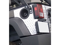 Jeep Body Armor & Body Protection