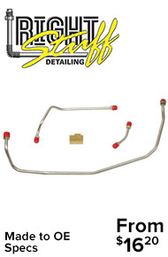 Right Stuff Carburetor Lines @ JEGS