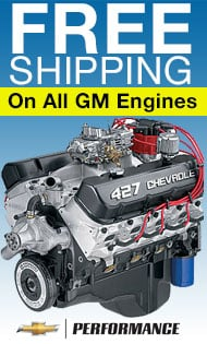 GM Engines - Free Shipping