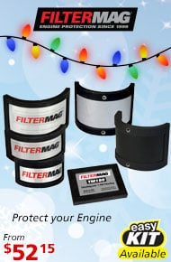 FilterMAG Magnets @ JEGS
