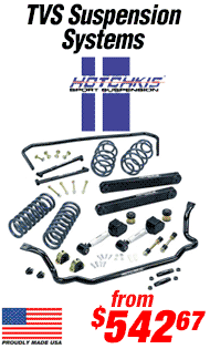 Hotchkis TVS Suspension Systems