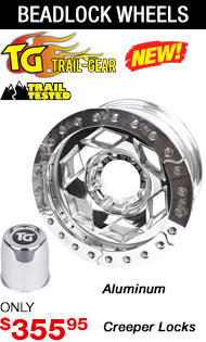 Trail Gear Creeper Lock Wheel