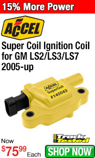 Accel Super Coil Ignition Coil for GM LS2/LS3/LS7 2005-up