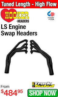 Hooker Headers LS Engine Swap Headers