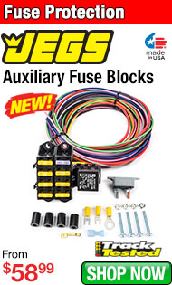 JEGS Auxiliary Fuse Blocks