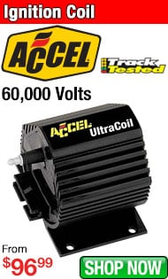 Accel Ultra Coil Ignition Coil