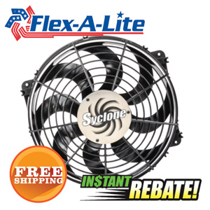 10% off Flex-A-Lite Fans and Oil & Transmission Coolers