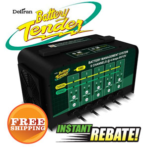 Save Up to $45 off all Multibank Battery Tenders