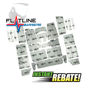 10% off all Flatline Barriers products