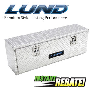 10% off all Lund Products