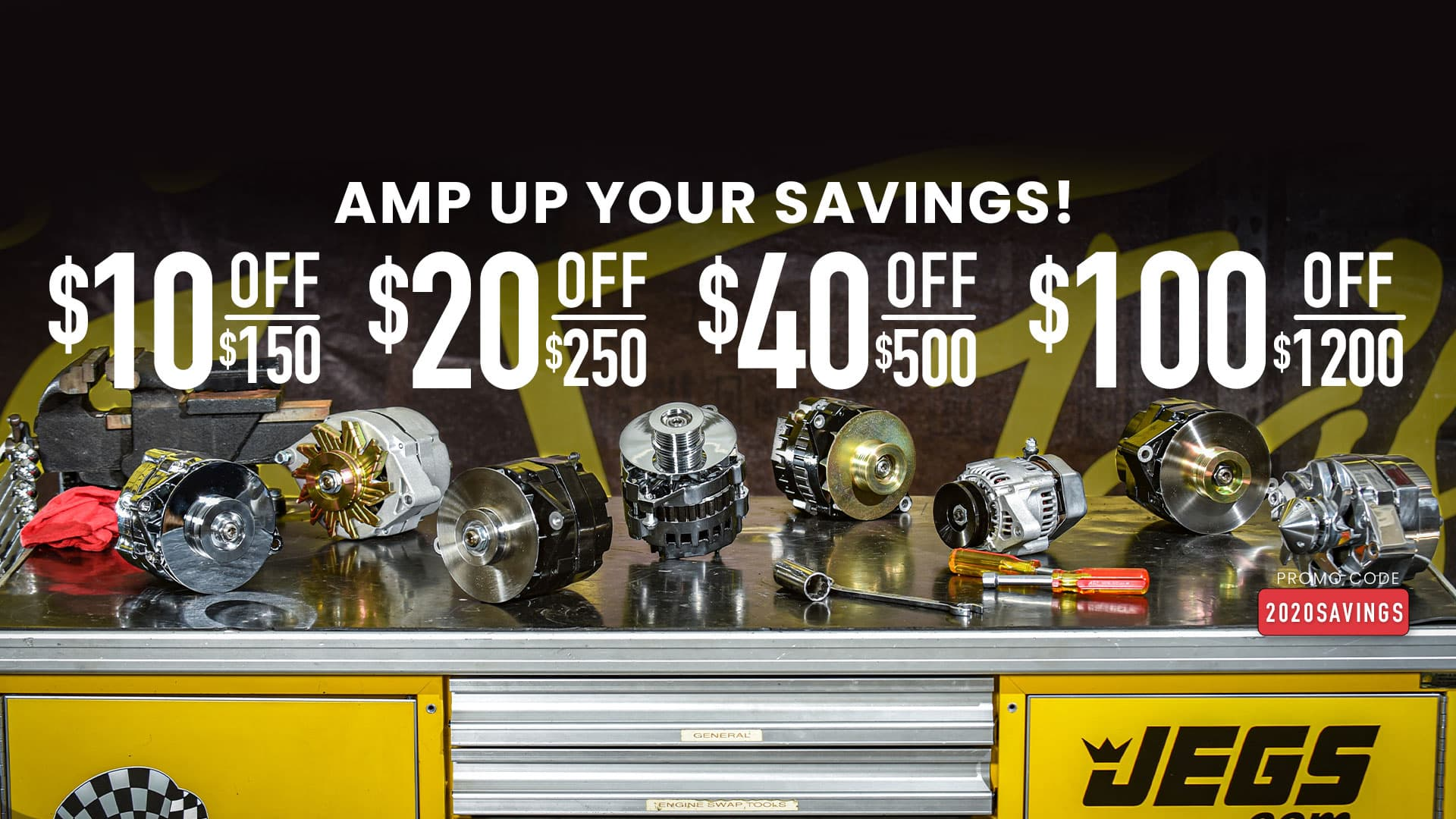 Save $10 Off $150, $20 Off $250, $40 Off $500, $100 Off $1,200 Orders