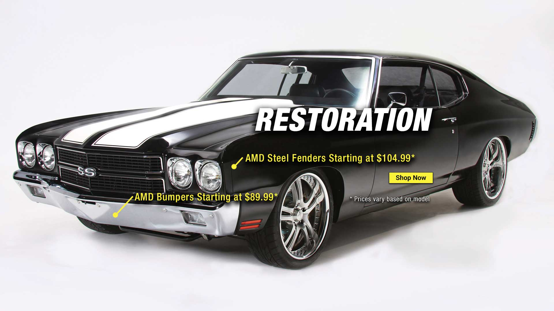 Restoration Your Source for Classic Car Products