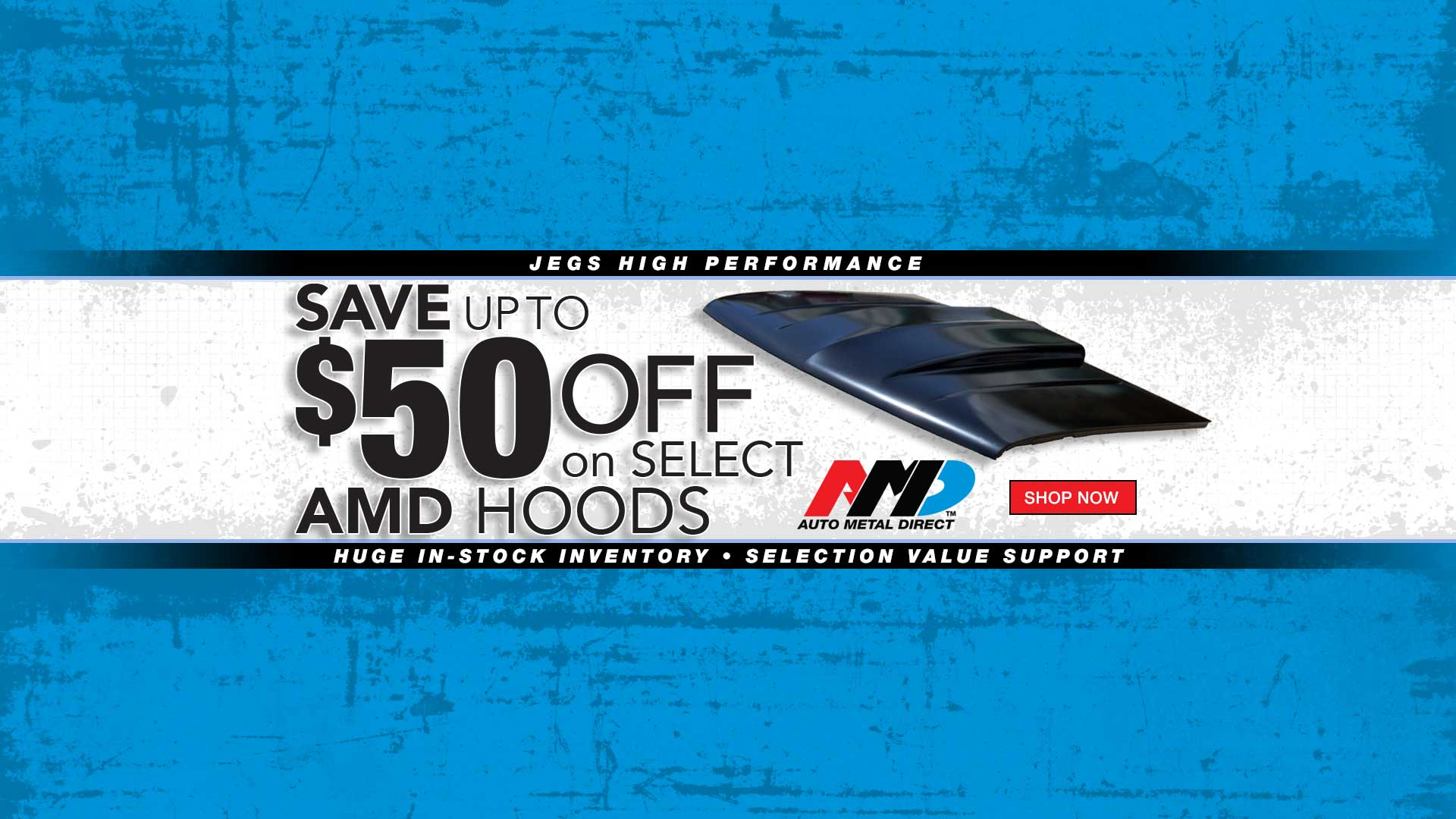 Up to $50 off AMD Hoods