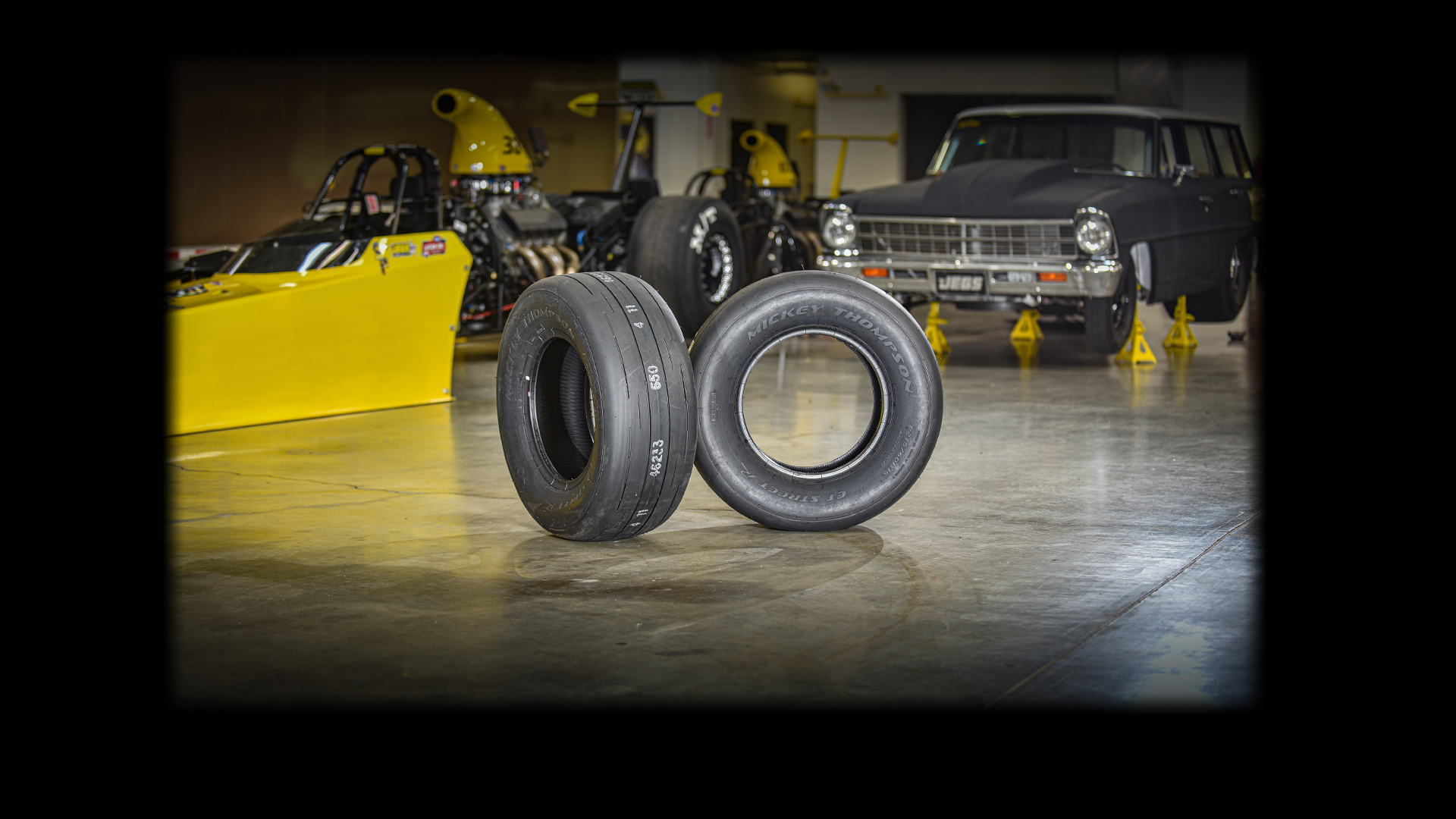 Wheels, Tires, & Rims for Racing | Packages for Sale | JEGS