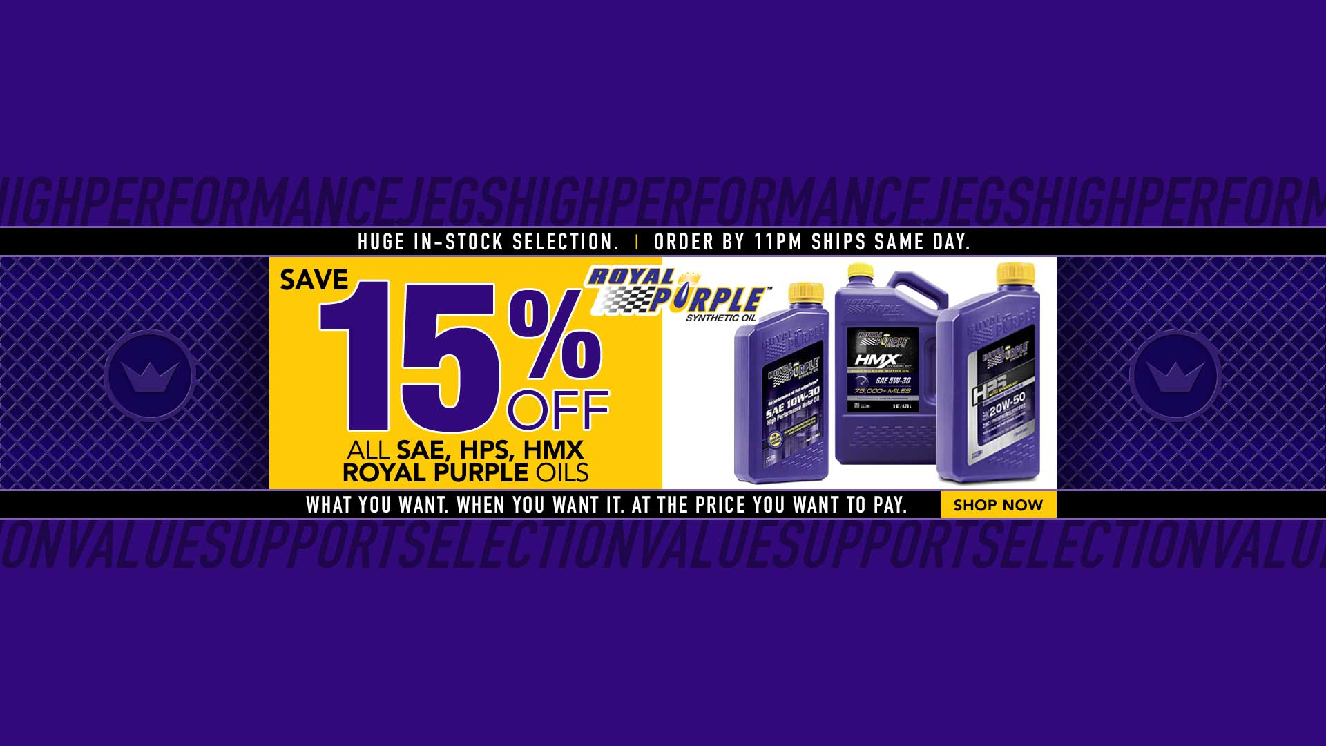 JEGS High Performance Parts | Aftermarket Auto Parts & Accessories