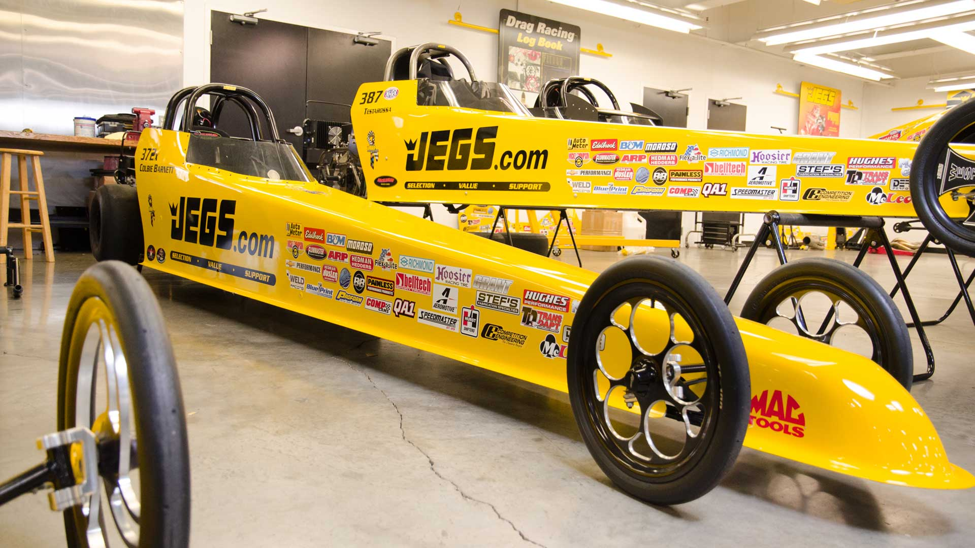 Jr Dragster Racing Engines Components Accessories Jegs Painless Wiring Harness 1993 Mustang Chassi