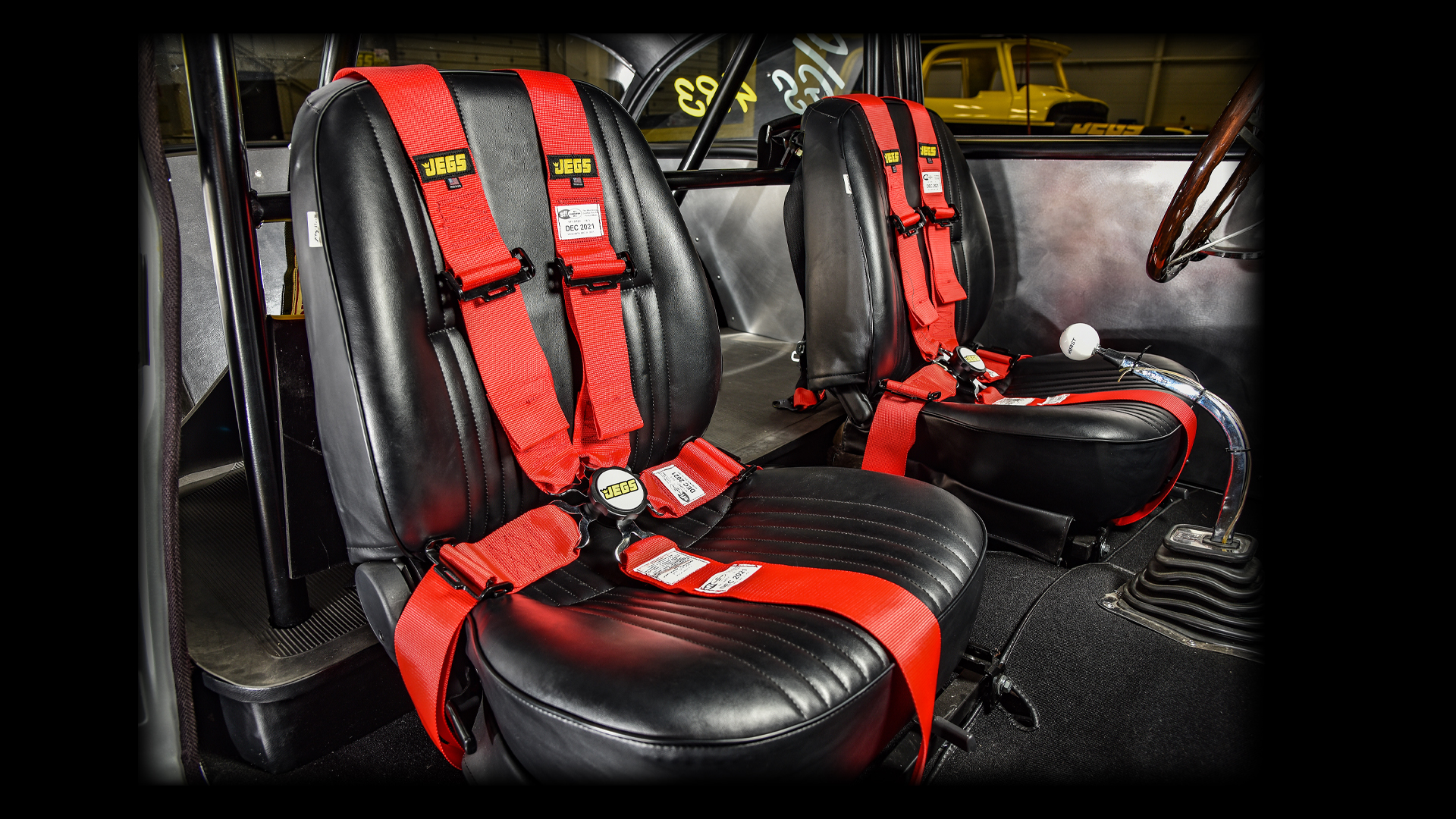 Safety Equipment, Seats & Accessories for Racing | JEGS