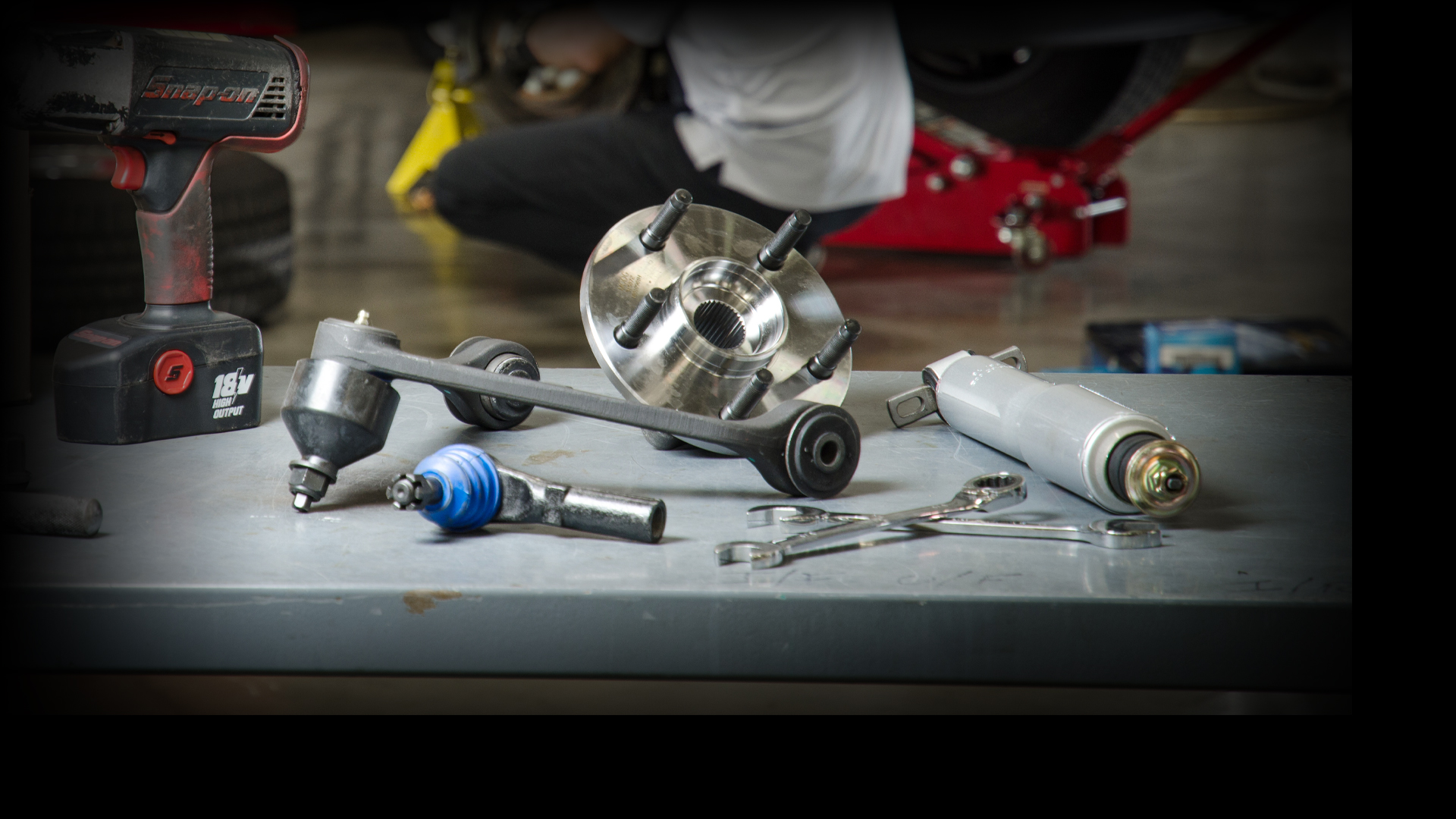 Suspension Parts, Components & Chassis | Front & Rear | JEGS