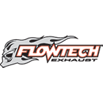 Flowtech 50252 - FlowTech Red Hots Glass Pack Mufflers