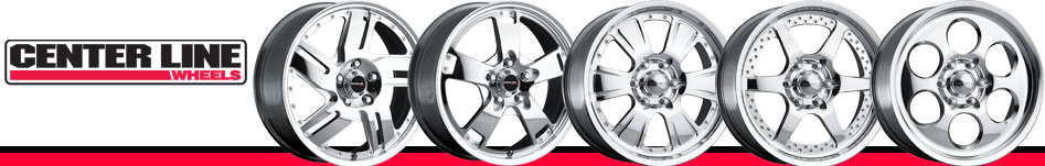 Center Line Wheels