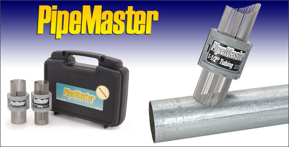 Pipemaster Tools