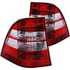 Anzo 221134 - Anzo Red/Clear LED Taillights