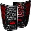 Anzo 311039 - Anzo Black LED Taillights