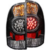 Anzo 311042 - Anzo Black LED Taillights