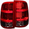 Anzo 311090 - Anzo Black LED Taillights