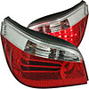 Anzo 321006 - Anzo Red/Clear LED Taillights