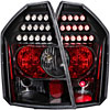 Anzo 321011 - Anzo Black LED Taillights
