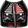 Anzo 321017 - Anzo Black LED Taillights
