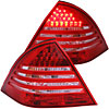 Anzo 321047 - Anzo Red/Clear LED Taillights